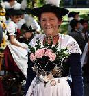 Miesbacher gebirgstracht frau