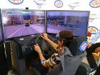 Drunk driving simulator, Montreal by CAA of Quebec