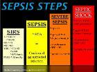 Sepsis Steps