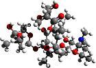 Erythromycin 3d structure