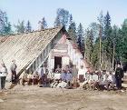 Gorskii. Austrian prisoners of war in Olonets province